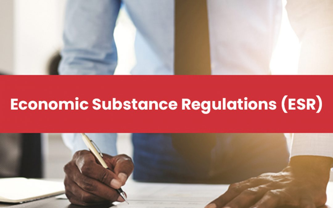 Economic Substance Regulations (ESR) in the UAE: What it Means for Your Business